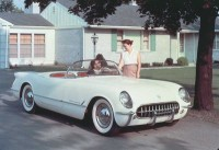 First Corvette 1953