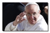 POPE FRANCIS SMILE WEARING GLASSES-170x112