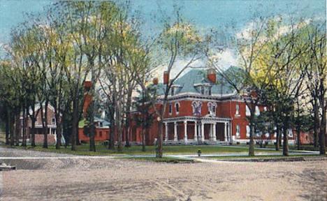 st john's hospital 1919